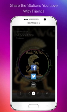 Top 10 MP3 music downloader for Android - Milk by Samsung