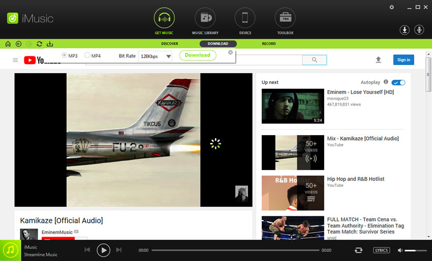 Download and Transfer YouTube Music with One App - Find Music You Need
