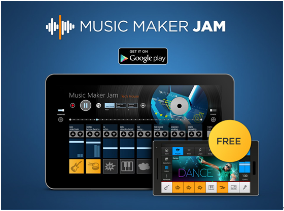Top 5 Free Music Studio Apps for Android Download