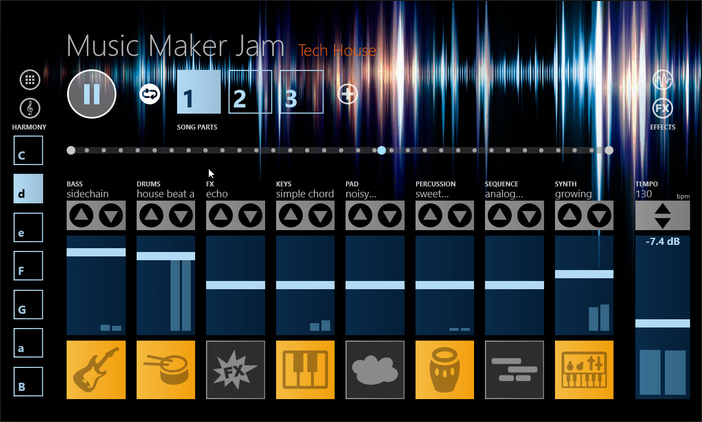 Top 10 Best Android Music Making App in the World