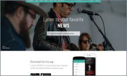websites like deezer