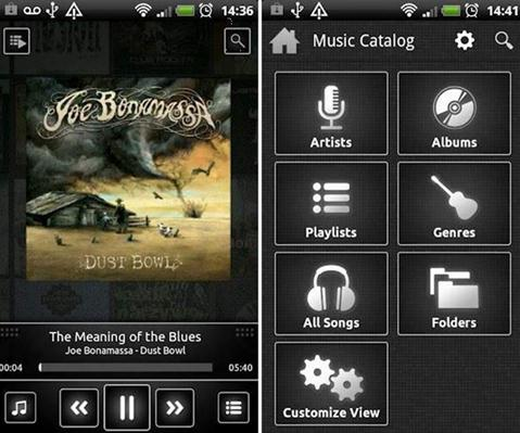 Top 5 Best Free Music Widget for Android Phones