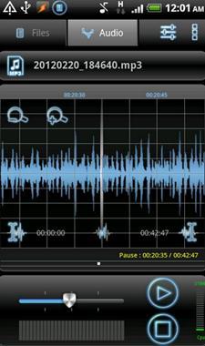 app para gravar musica no celular