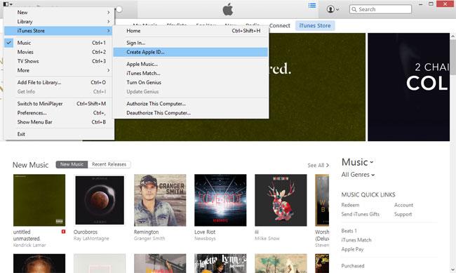 Musik mit iPhone SE synchronisieren