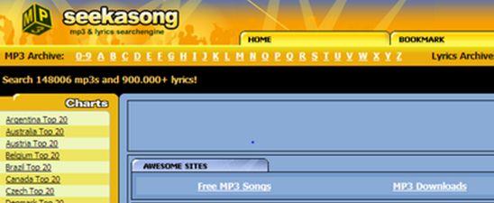 seekasong free mp3