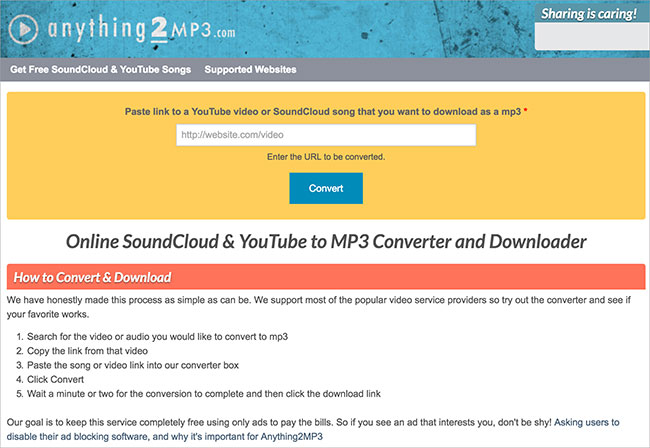 soundcloud online downloader