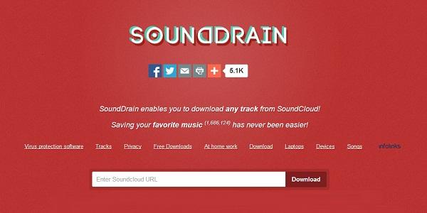 SoundDrain