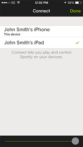 How to Stream Spotify to iOS from Mac and Remote Spotify