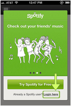 Listen to spotify music free via spotify 3 months free-login here