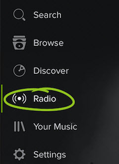 Enjoy yourself with Spotify Radio anytime and anywhere-radio