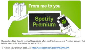 Do you know these ways to get spotify gift card-Online or virtual gift card for Spotify