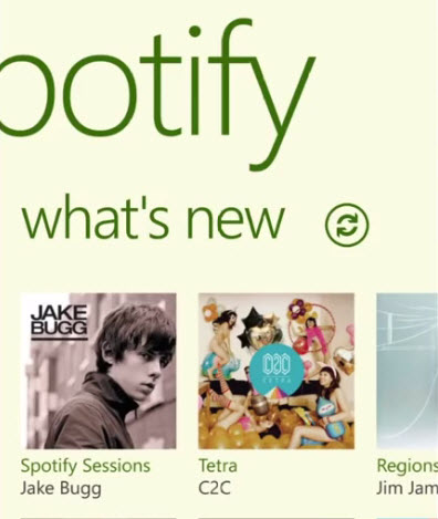 No restriction now to listen to Spotify music on Windows phone-What's new