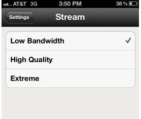 How to Set Bit-rate to Improve Streaming Quality