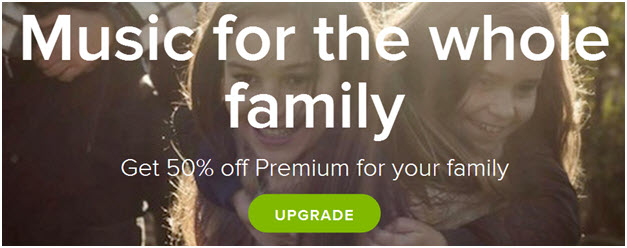 How much spotify cost-Family Plan
