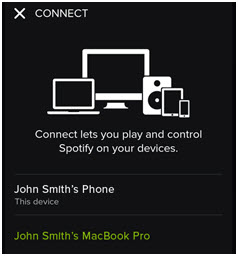 spotify-remote-control-automatically connect