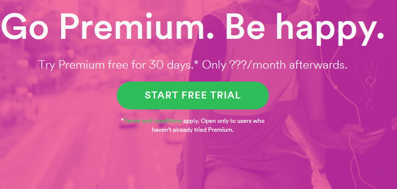 How Many do You Know about Spotify Beta-free try it