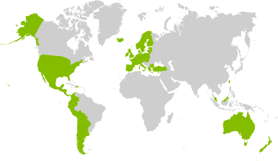 spotify map
