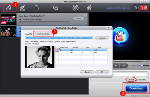 download music from deezer to mp3