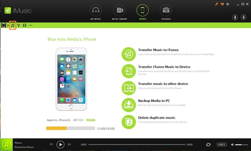 Different Fast Solutions to Transfer Music from iPhone /iPad/iPod Touch to iTunes-Export Music Selectively