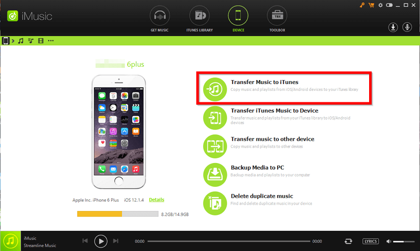 Top 10 Best Music Transfer Apps to Transfer Music from iPhone to Mac/Windows