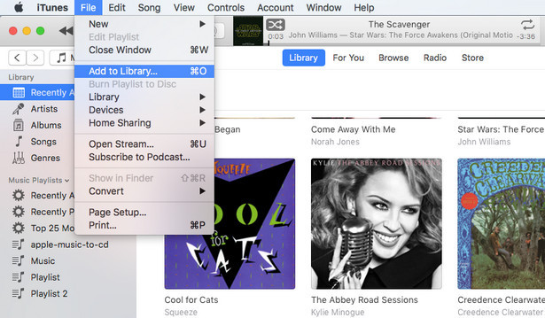 download music from spotify to itunes