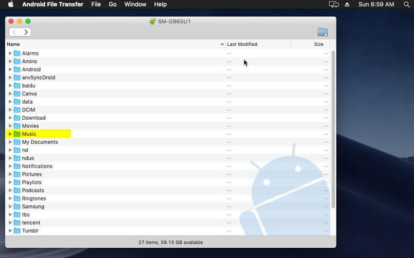 Android File Transfer Review and It's Best Alternative-Launch Android File Transfer