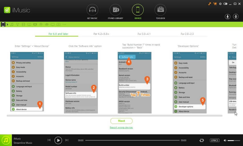 Android File Transfer Review and It's Best Alternative-go through a preliminary set-up