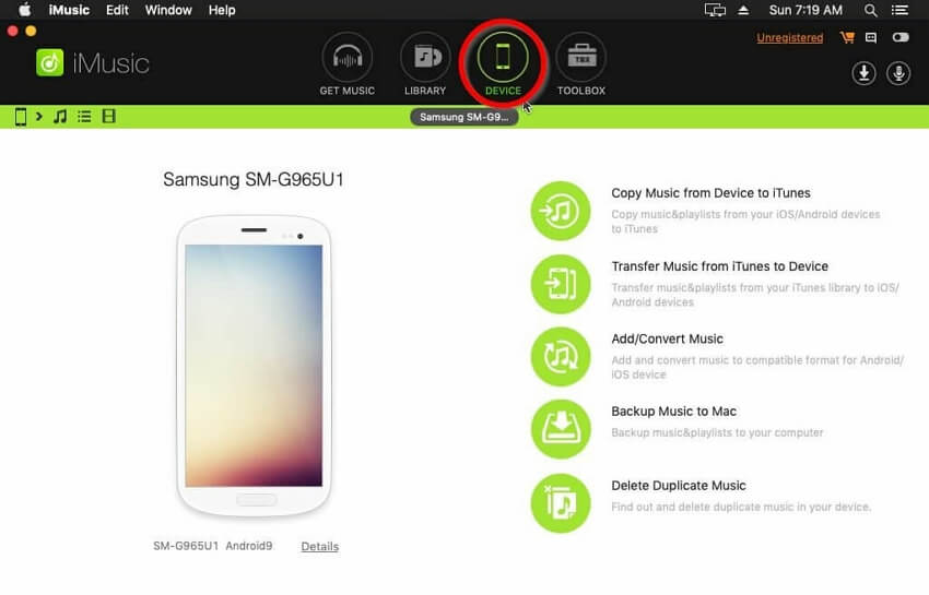 Top 10 Music Transfer App for /iPhone/iPad/iPod /Android Between Mac