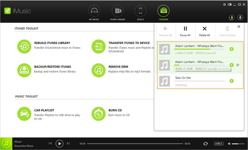 iTunes Music Converter: 2 Helpful Ways to Convert iTunes Songs to MP3