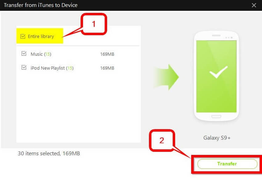 Top 10 Free iTunes Music Downloader for Android -Select Songs