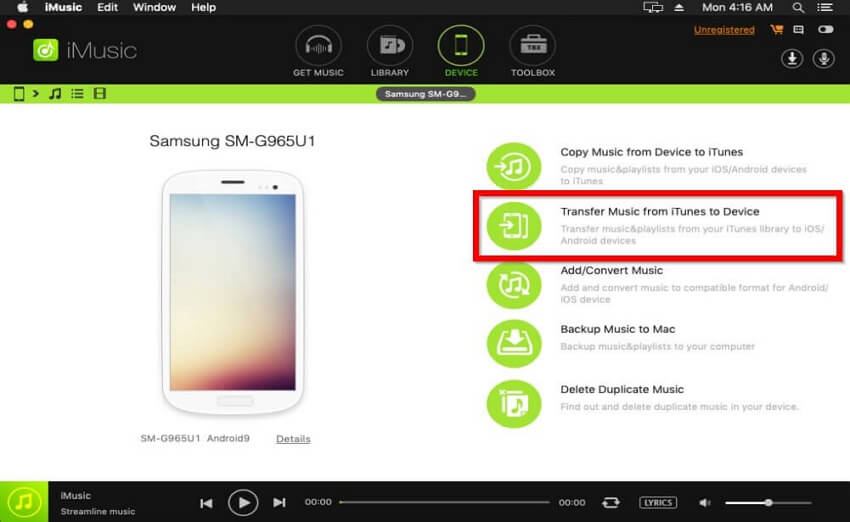 Transfer iTunes Playlist to Android    -Transfer iTunes Playlist to Android
