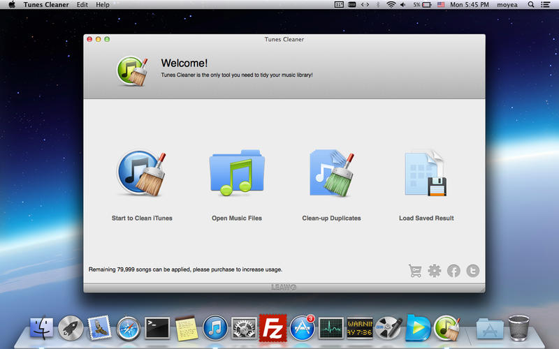 iTunes Cleaner