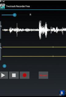 aplicativo para gravar musica