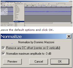 use audacity online to record audio