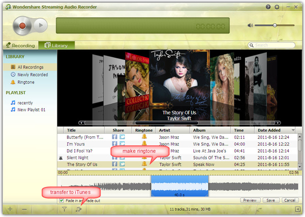 enregistrer spotify en mp3