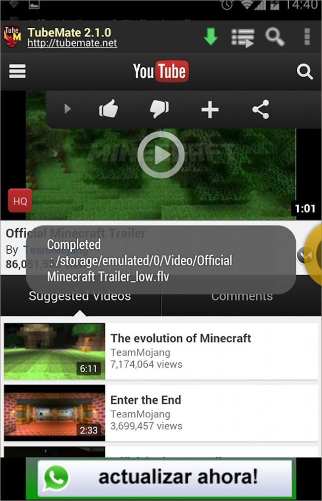 Top 5 YouTube Music Downloader For Android Phones/Tablets