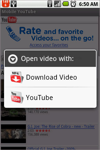 how to download music from youtube to android phone