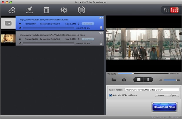 youtube mp4 converter to mac