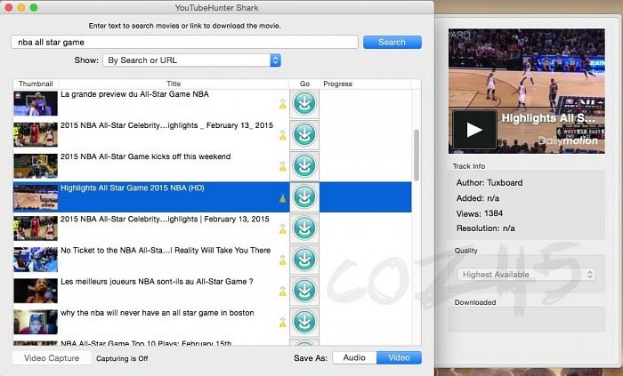 youtube mp4 downloader mac