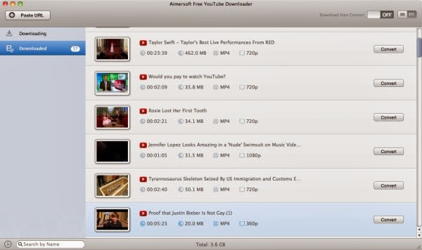 Top 7 YouTube to MP4 Converters for Mac: Convert and Download