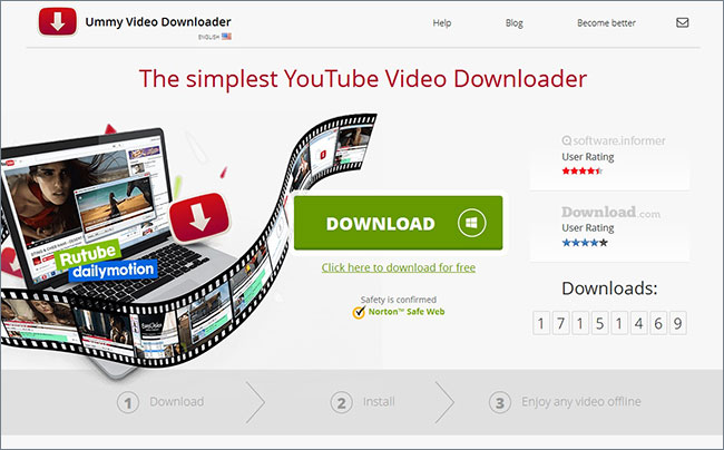 convert youtube to windows media player