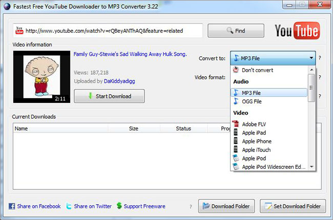 Top 10 youtube to itunes converters convert youtube to itunes ccuart Images