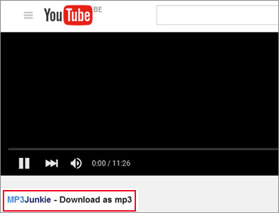 youtube mp3 download firefox