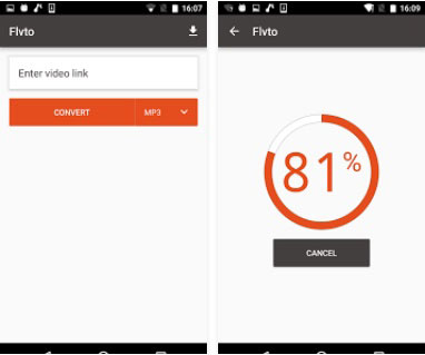 converter video do youtube para celular