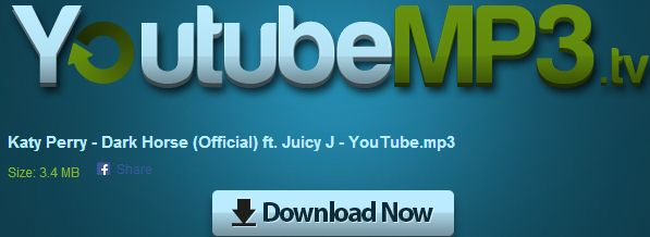 youtube vers mp3 tv