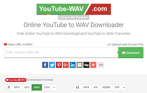 youtube to wav file converter