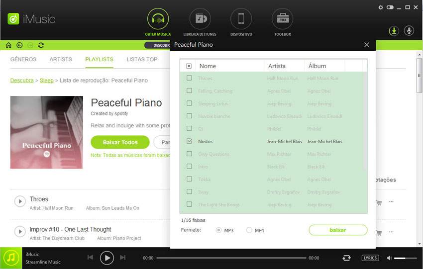 baixar musicas do spotify no pc