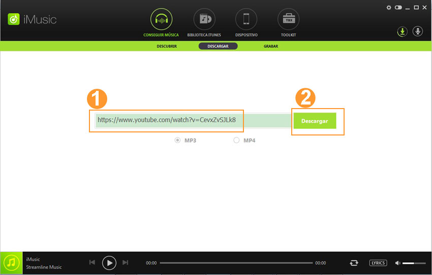 convertidor de canciones de youtube a mp3 gratis