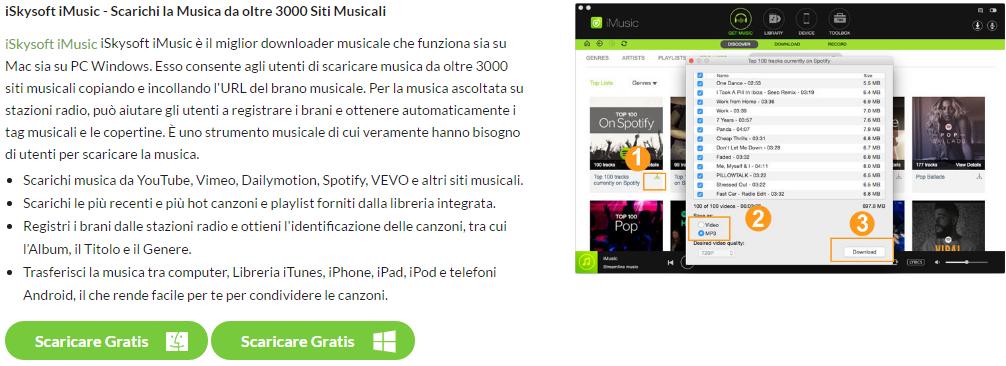 programmi per scaricare musica da youtube per android
