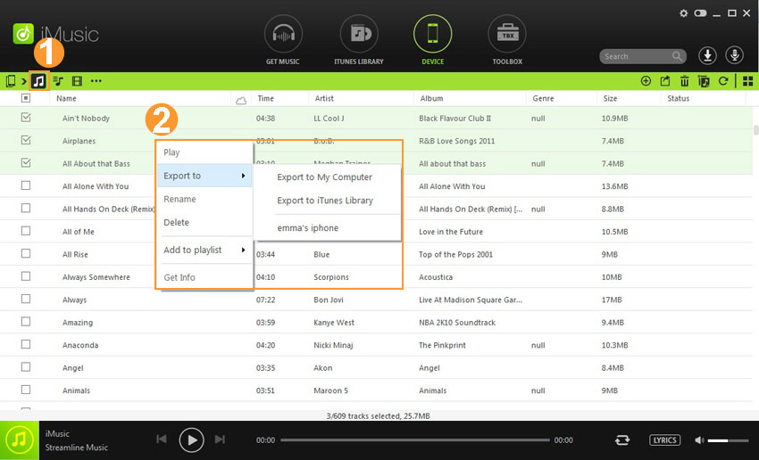 How to Transfer Music from PC to iPad without iTunes-connect ipad to computer